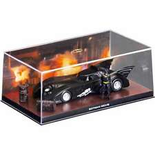 La Batmobile de Batman le Film de 1989 1/43 Eaglemoss Voiture Model Car 001