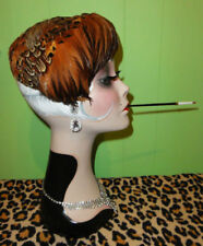 8ed30527aa0e1 1950s Feather Hats for Women for sale