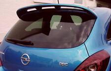 OPEL Corsa D spoiler dachflügel 3 porte OPC tuning-rs. eu