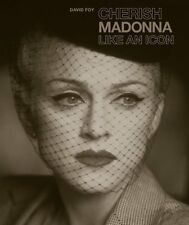 MADONNA Cherish like an Icon LIBRO FOTOGRAFICO Inglese NEW .cp