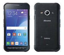 DOCOMO SAMSUNG SC-01H GALAXY ACTIVE NEO ANDROID PHONE UNLOCKED SOLID BLACK JAPAN
