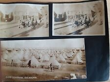 Group of World War 1 Pictures from old photo album