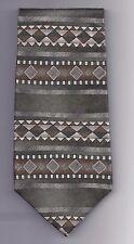 """Piere Cardin 100% silk Tie 58"""" long 3 1/2"""" wide"""