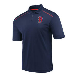 Boston Red Sox Navy Men's Golf Polo- New With Tags! - FREE SHIPPING!