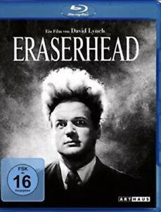 Eraserhead (GERMAN IMPORT) BLU-RAY NEW Region B