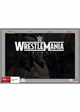 WWE: Wrestlemania Legacy Collection (28-31) NEW R4 DVD