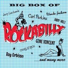 Big Box Of Rockabilly (Roy Orbison, Charlie Rich, Carl Perkins,...) 6 CD NEUF