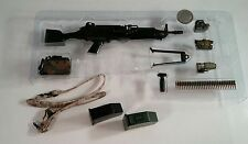 soldier story navy seal gunner saw gun 1/6 toys dragon bbi gi joe dam