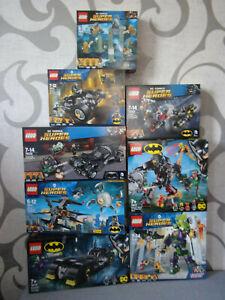 Lego Dc Super Heroes / Dc Comics - verschiedene Set's zum aussuchen - Nip