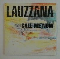 LAUZZANA : CALL ME NOW / LOOKING FOR AN ANGEL ♦ CD Single NEUF / NEW ♦