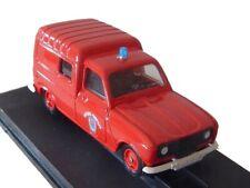 Renault 4F6 Pompiers VEREM