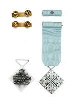 Medaglia/ Nastrino Benemerenza Giubilare Sacro Ordine Costantiniano di S.Giorgio