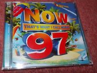 Now That's What I Call Music 97, Various Artists (Album) [Original, Genuine CD]