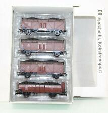 M+D H0 059 Kokstransport 4tlg. der DB neuwertig in OVP GL121