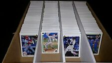 1990 UPPER DECK BASEBALL COMPLETE SET COMMONS FINISH THE SET YOU PICK -$.03/each