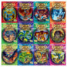 Beast Quest Series (5 & 6) Adam Blade Collection 12 Books Set KRABB Master New