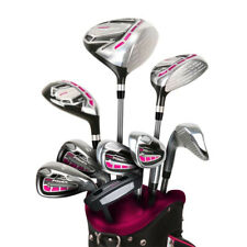 Womens Left Handed Golf Clubs >> Left Handed Golf Club Complete Sets For Women For Sale Ebay