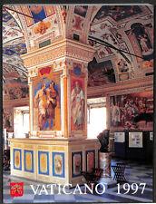 Vaticano - Libro dei Francobolli emissione completa anno 1997