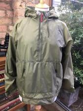 MOSSIMO UK 12-14 Khaki Green Waterproof Hooded Top