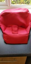 Quinny Buzz Second Stage Spare/Replacement Seat Cover In Red