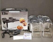 Elite Platinum Basket Fryers for sale | eBay