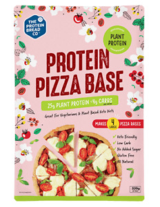 Plant Protein Pizza Base  320g