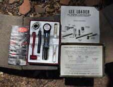 Vintage Lee Loader for .44 Magnum Pistol Cartridges Missing Priming Rod