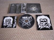 Nichilista: call down the Thunder * CD * Jag Panzer Metal Church Omen Riot Savatage
