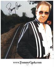 Tommy Cash Signed Autographed 8x10 Photo Country Music Singer