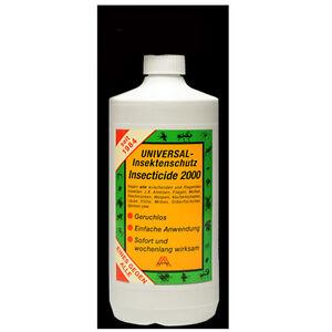 Insektenschutz - Insecticide 2000 - 1000 ml - Nachfüllflasche