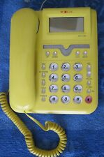 Land-Line Telephone with multiple programming features