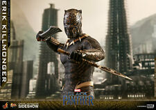 Hot Toys Erik Killmonger 1/6 Scale Figure Black Panther Marvel Michael B.Jordan