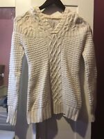 Pre-owned Old Navy Woman Hooded Sweater Size S