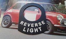 MINI COOPER S CLASSIC BMC MPI RALLY REVERSE LIGHT SWITCH SURROUND RARE WORKS 970