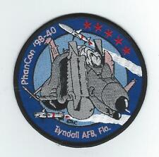TYNDALL AFB PHANCON 98 patch