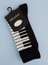 Klavier Tastatur Vertikal Unisex Neuheit Knöchel Socken Erwachsene Größe 6-11