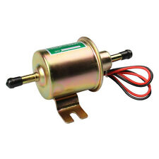Gas Diesel Inline Low Pressure 12V Universal Electric Fuel Pump HEP02A HEP-02A