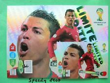 FIFA World Cup Brasil  2014 XXL Limited edition Ronaldo  WM  Panini Adrenalyn