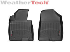 WeatherTech FloorLiner for Hyundai Elantra GT - 2013-2017 - 1st Row - Black
