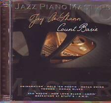 Count Basie & McShann / Jazz Piano Masters (2CDs,NEU)