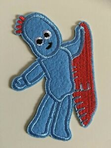 Igglepiggle In the night garden Kids Embroidered Iron On/ Sew On Patches Badges