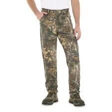"""Wrangle Pro Gear Men's 9 Pocket Hunter Pant Real Tree 38x30"""" NWT"""