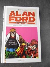 ALAN FORD STORY n° 8 (contiene i nn° 15 e 16) - MONDADORI CARTONATO - NUOVO