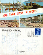 Weymouth Post-War (1945 Present) Printed Collectable English Postcards