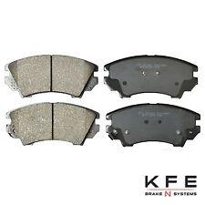 Premium Ceramic Disc Brake Pad FRONT New Set Shims Fits Camaro Caprice KFE1404