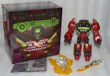 New Transformers Planet X TFCON PX-06B Dinobot Hephaestus Grimlok In Stock
