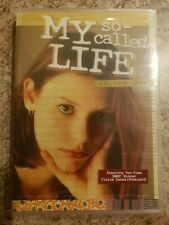 Quickshipping? My So-Called Life - Volume One - Dvd - New and factory sealed!
