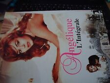 ANGELIQUE L'INTEGRALE COFFRET 5 DVD NEUF SOUS BLISTER