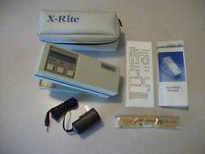 X-Rite 400 B/W Reflection Densitometer - 3.4mm