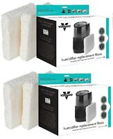 (2) ea Vornado MD1-0002 2 Pack Universal Humidifier Repacement Wick Filters